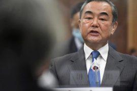China invites four EU ministers to end ranks