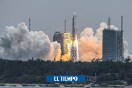 Chinese rocket goes out of control: What time will it land this Saturday?  - Science - Life