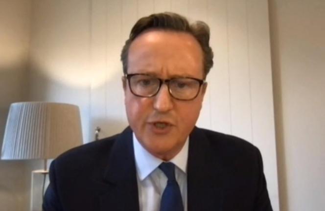 On May 13 by David Cameron