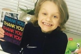Died of lightning at the age of nine, organs save three children |  The story of Jordanian banks moves the UK