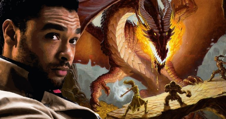 Dungeon & Dragon's Star Page Reggae-Jean praises 'brilliant' reboot for closing mortgage