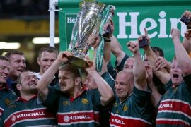 European Professional Club Rugby |  Leicester retained the title that day ...