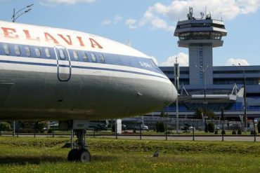 European Union blockades Minsk and closes its airspace to Belarusian airlines