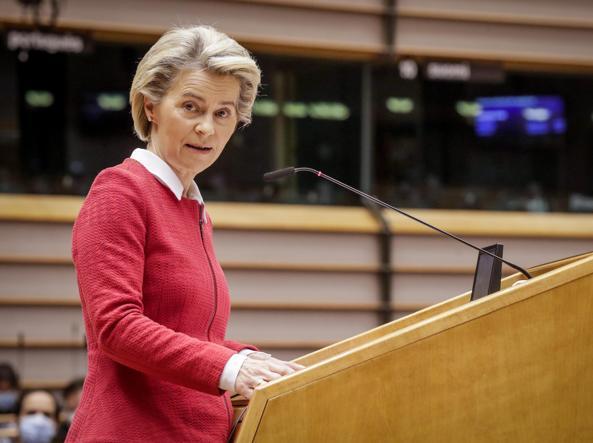 Ursula von der Lane, President of the European Commission