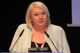 German CDU politician Karin Strains († 53) dies in plane crash