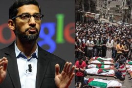 Google should condemn Israeli attacks on Palestine;  Google's Jewish employees send a letter to Sundar Pichai