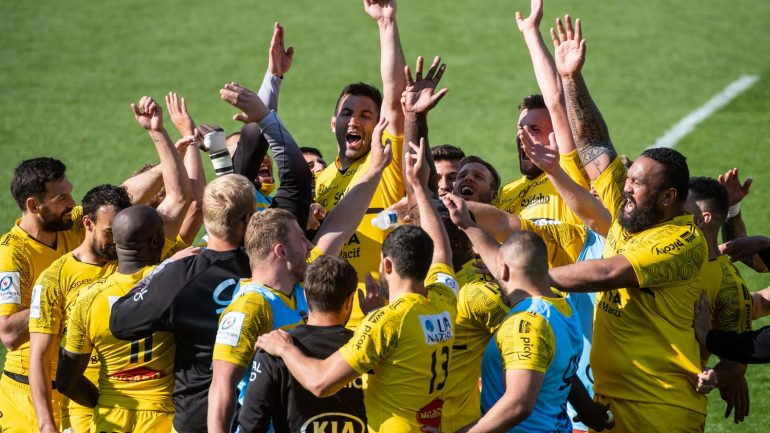 Guy Acosbury says La Rochelle is a great achievement in the European Rugby Cup final