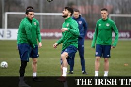 Ireland travels to Qatar and needs to find Mojo