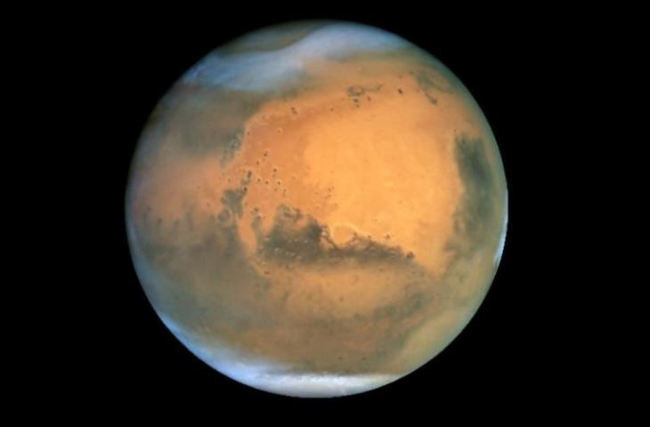 Is there evidence for volcanoes, and is Mars more habitable?