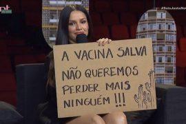 "Juliet defends vaccine against Kovid-19 in 'Saya Justa': ""Believe in science"""