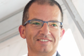 Stéphane Bancel, le PDG de Moderna.