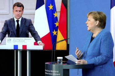 Macron and Merkel are waiting for an explanation from Washington and Denmark