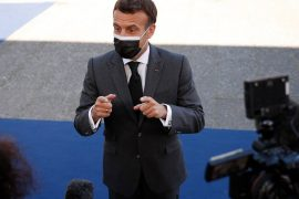 Macron believes Biden is heading to Europe
