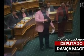 Maori MP expelled from New Zealand's parliament after hawk dance  The world