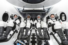NASA and SpaceX prepare for return from first mission to RSS International |  News