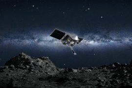 NASA's Osiris-Rex spacecraft is returning to Earth