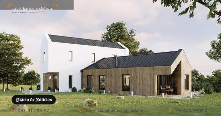 Portuguese finalist for the Irish Architecture Award