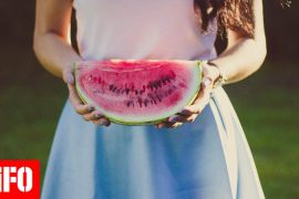 Research: Where did watermelon come from?  It was cultivated 4,300 years ago
