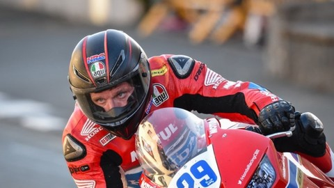 Road races, Guy Martin: Is Armoy back in the race?