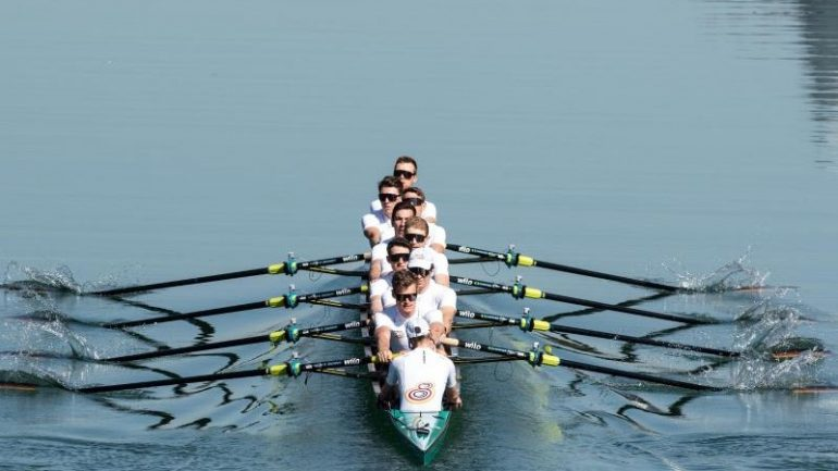 Rowing - Eighth narrow defeat - Seidler in Tokyo form - Sport