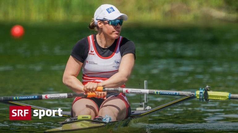 Rowing World Cup in Lucerne - Gmelin clearly loses in last Olympic rehearsal - Sport