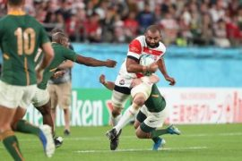 Rugby - Jap - Japan: 19 world players will face the Lions