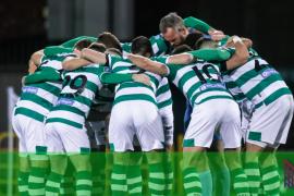 St. Patrick's Day, Shamrock Rovers trip to Irish football