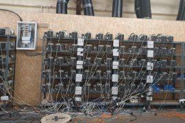 Polícia descobriu mina de criptomoedas em cidades do Reino Unido