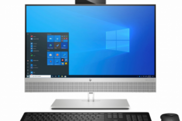 The new HP all-in-one comes with AI noise reduction
