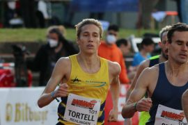 Tortel breaks the wall in 3:40 minutes  Local sports
