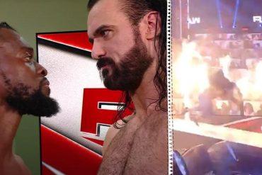 WWE Raw vom 24. Mai 2021
