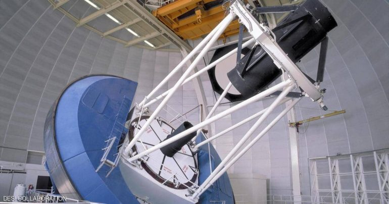 """United States .. """"Daisy"""" telescope to measure the expansion of the universe"""