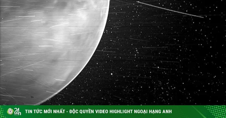 Venus sends an audible signal to NASA's spacecraft