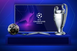 Where will the UEFA Champions League final be televised?  |  UEFA Champions League