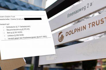 Die German Property Group hieß früher Dolphin Trust.