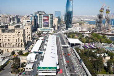 Azerbaijani GP: When to watch the race, qualify for Sky Sports F1 and practice live