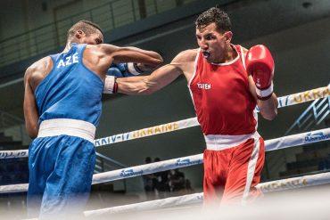 Wahid Hambli, les yeux dans les Jeux