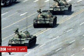 Tank Man: Microsoft justifies the disappearance of the famous Tiananmen Square image from its search engine Bing