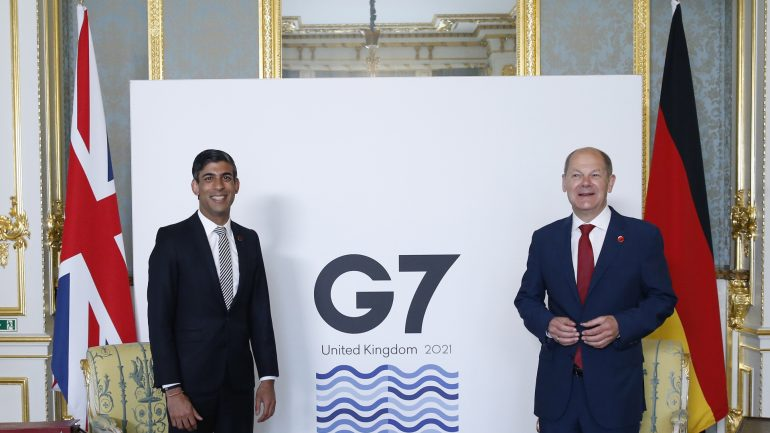 "G7 agreement on minimum tax: ""A historic turning point"""