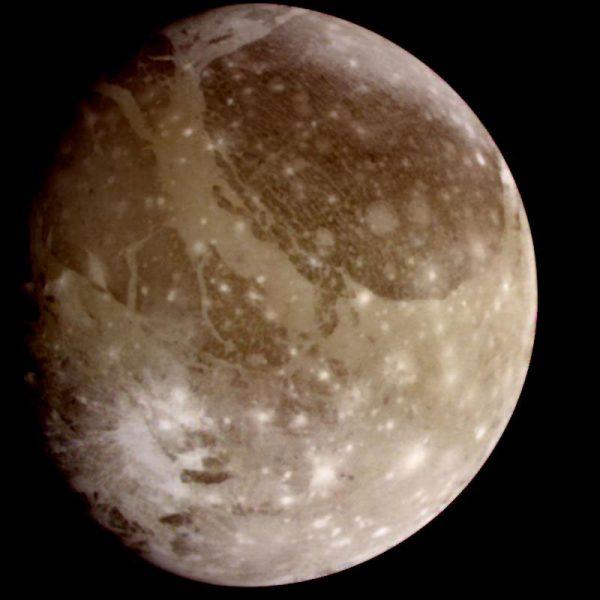 Juno's Ganymede Flyby: A Giant Moon, A Long History - Sky & Telescope - Astralpole