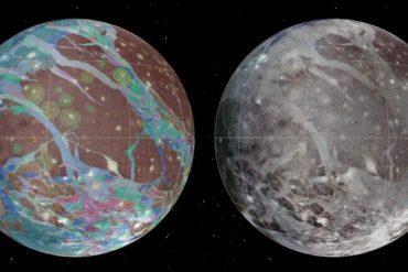 NASA's Juno spacecraft will scrutinize Jupiter's moon Ganymede