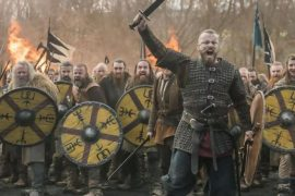 The Vikings' Netflix spin-off has unveiled a magnificent shoot