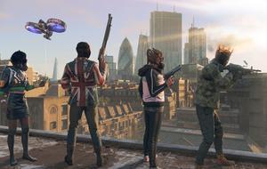 Watch Dogs 3 Resistance London