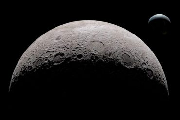 NASA will be the first spacecraft to land on the dark side of the moon