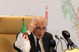 In Algeria, the traditional FLN party won the legislative elections