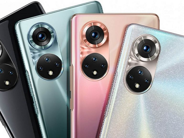 Honor is back: 3 phones, Google Play support, 108 MP camera, 100 watts charging, 120 Hz screen