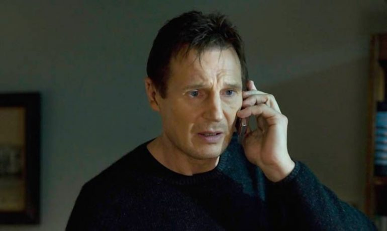 """""""I thought this film would be a real failure,"""" says Liam Neeson"""