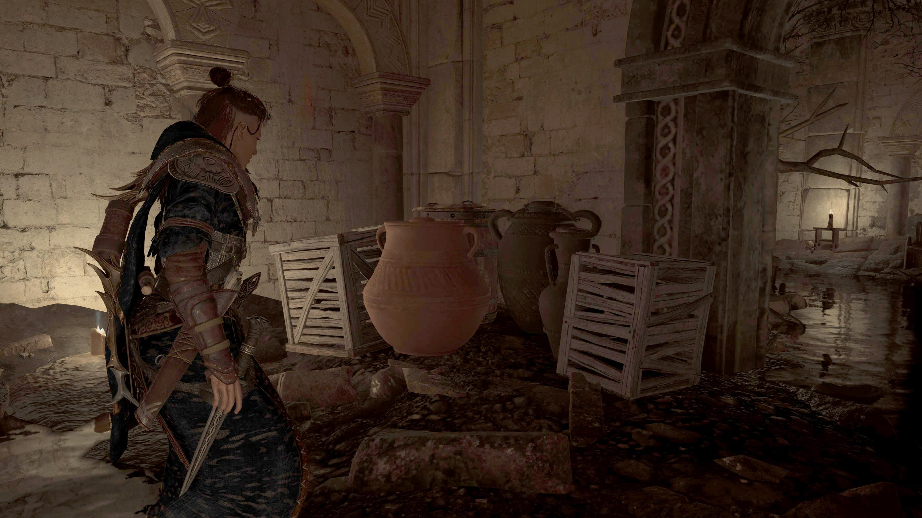Location of the Assassin's Creed Valhalla Snake