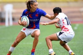 Ireland, France and Russia conquer final rugby sevens venues for Tokyo Olympic Games
