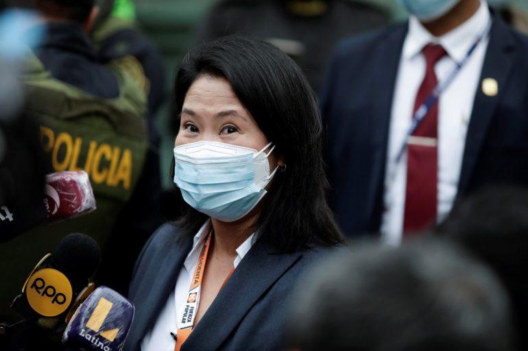 Peruvian judge denies money laundering by Keiko Fujimori |  The world